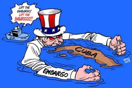 Hace 54 años: Bloqueo naval a Cuba