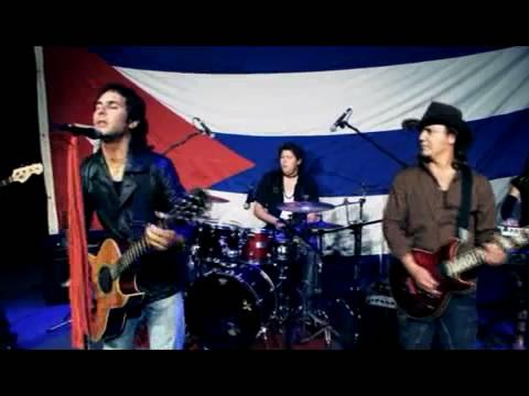 Joven Cuba, tema musical del grupo Sándalo