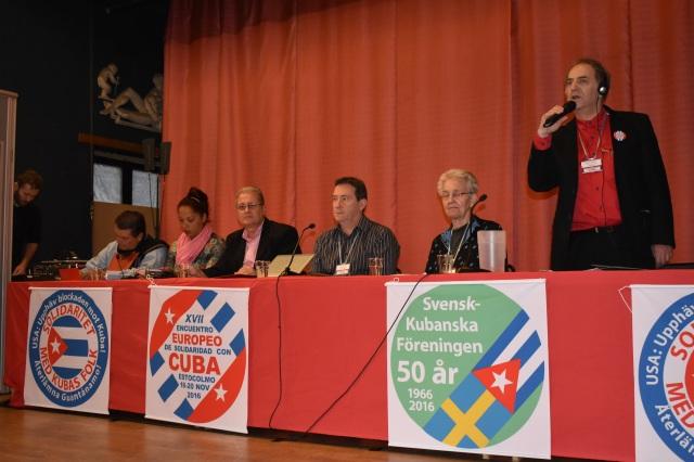 Inaugurado XVII Encuentro Europeo