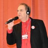 Martin Osterlin, presidente de la Asociación de Amistad Sueco-Cubana