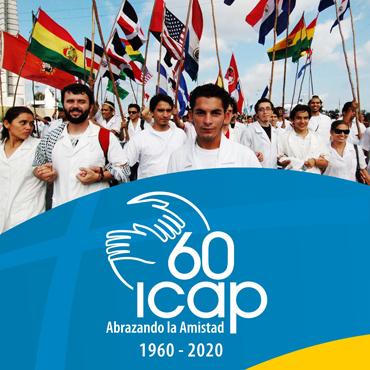 Risultati immagini per ICAP CUBA 60 ANOS